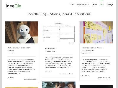 http://ideeole.de/blog/