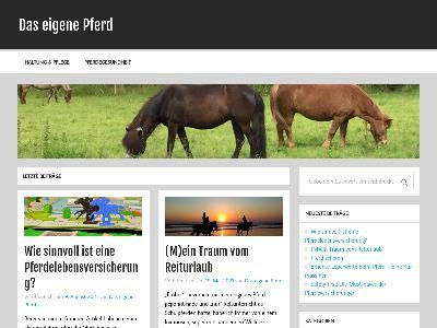 http://www.das-eigene-pferd.de