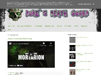 http://dukes-death-guard.blogspot.com