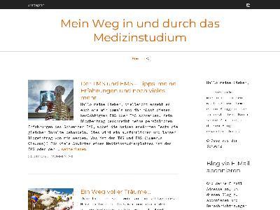 https://medizinpruefung.wordpress.com