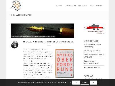 http://www.rainerboettchers.de/the-writers-blog/