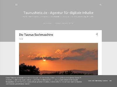 https://taunusnetz.blogspot.com/