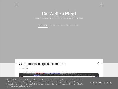 https://die-welt-zu-pferd.blogspot.com