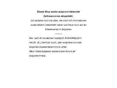 https://www.bulgarien-franz.de