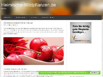 http://blog.heimische-wildpflanzen.de