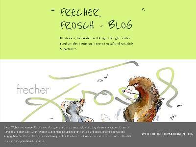 https://frecherFrosch.blogspot.com/