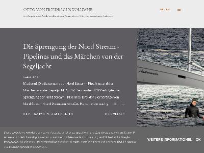 https://ottovonfriedbach.blogspot.com