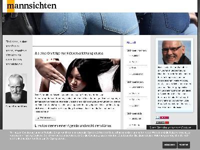 http://www.mannsichten.com
