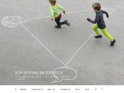https://www.ichspringimdreieck.de