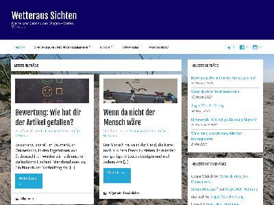 https://www.wetteraus-sichten.de