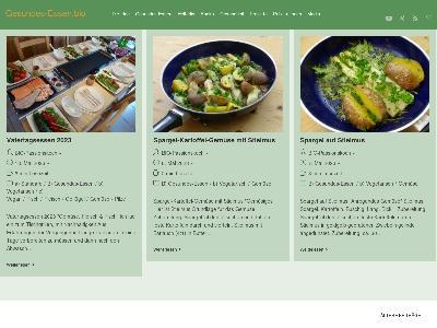 http://gesundes-essen.bio