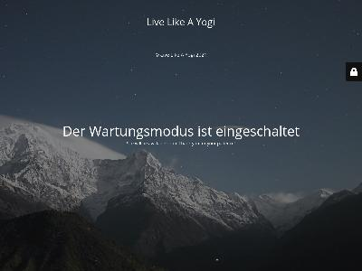 https://www.livelikeayogi.de