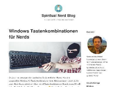https://spiritualnerd.blog
