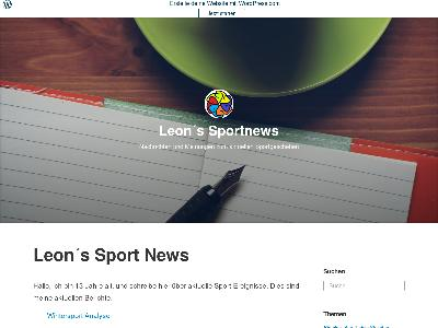 https://sport-news.home.blog