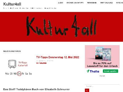 https://www.kultur4all.de