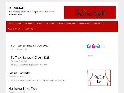 https://www.kultur4all.de