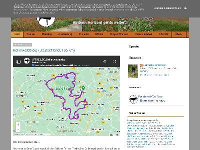 https://reinhard-on-tour.blogspot.com
