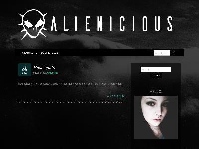 http://alienicious.de
