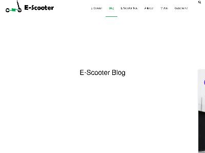 https://e-scooter.one/blog/