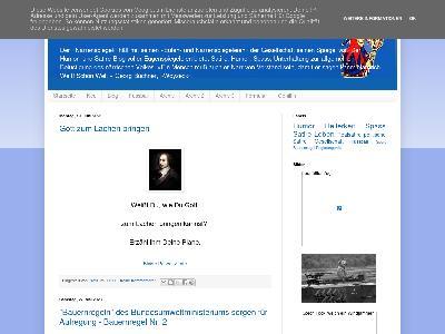 http://der-narrenspiegel.blogspot.com