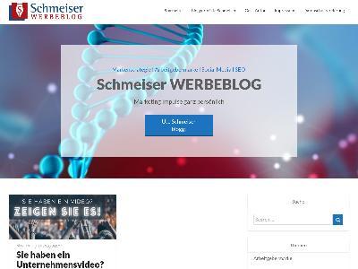 https://www.schmeiser-werbeblog.de