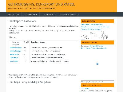 https://www.hirnsport.de/denksport2/