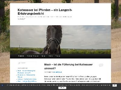http://kotwasser-bei-pferden.de