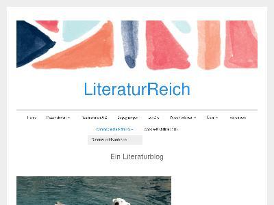 https://literaturreich.de