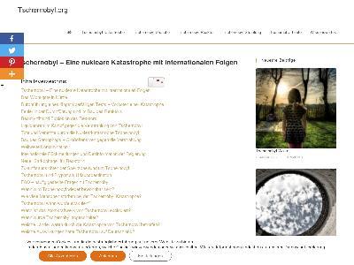 https://tschernobyl.org