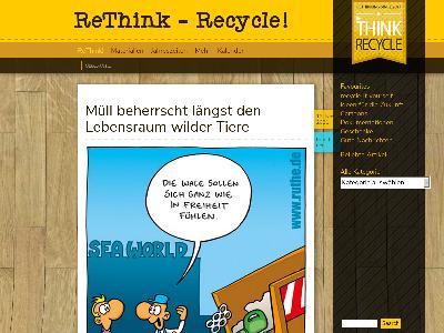 https://www.rethink-recycle.net
