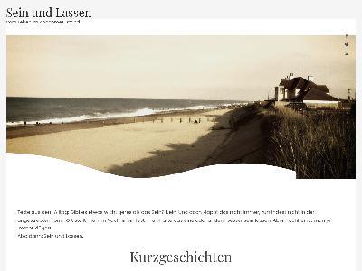 http://sein-und-lassen.com