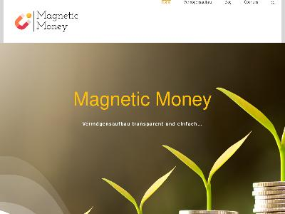 https://magneticmoney.de