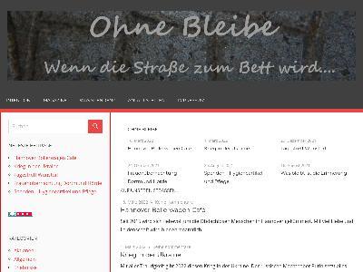 http://ohnebleibe.de
