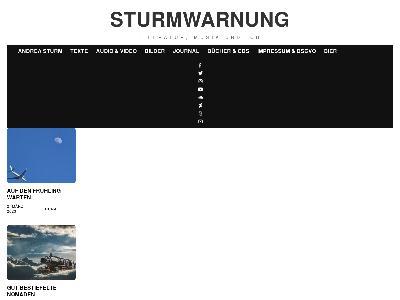 https://sturmwarnung.at