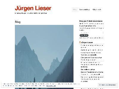 https://juergenlieser.wordpress.com