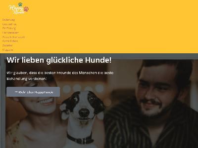 https://happyhunde.de