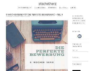http://www.stachelherz.de