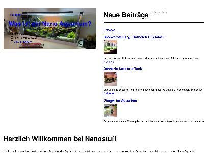 https://nanostuff.de
