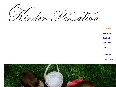 https://kindersensation.de
