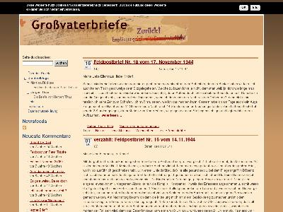 http://www.grossvaterbriefe.de