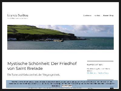 http://www.islandpassions.nl/islands-surflog/