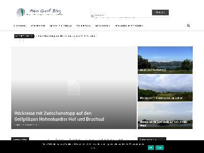 http://blog.meingolfportal.de